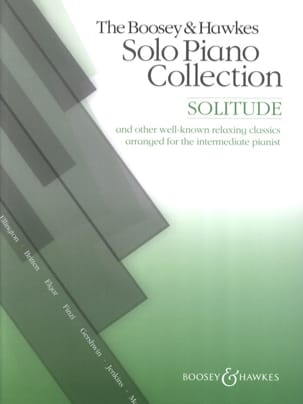 Solitude Partition Piano - laflutedepan