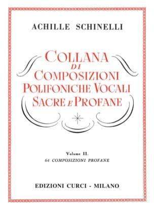 Collana Di Composizioni Polifoniche Vocali Volume 2 laflutedepan