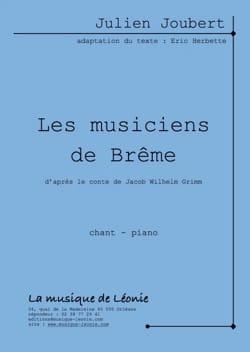 Les musiciens de Brême Julien Joubert Partition laflutedepan