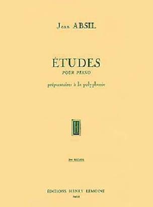 Etudes Préparatoire A la Polyphonie Volume 2 - laflutedepan.com