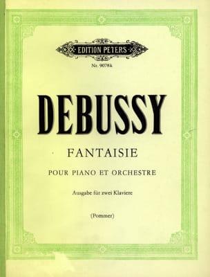Oeuvres pour 2 Pianos. Volume 10 DEBUSSY Partition laflutedepan