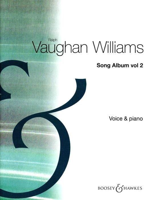 Song Album Volume 2 - WILLIAMS VAUGHAN - Partition - laflutedepan.com