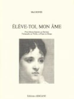 Elève-Toi, Mon Ame Mel Bonis Partition Violoncelle - laflutedepan