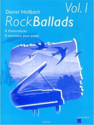 Rock Ballads Volume 1 - Daniel Hellbach - Partition - laflutedepan.com