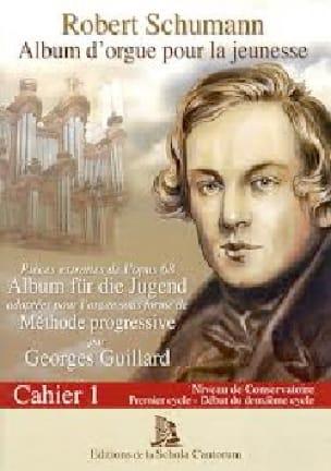 Album d'orgue pour la jeunesse. Cahier 1 Avec CD - laflutedepan.com