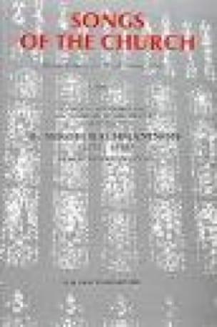 Songs Of The Church Opus 37 - RACHMANINOV - laflutedepan.com