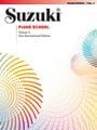 Suzuki - Suzuki Piano School New International Edition Volume 4 - Partition - di-arezzo.co.uk