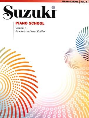 Suzuki Piano School New International Edition Volume 5 laflutedepan