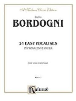 24 Vocalises Faciles Et Progressives laflutedepan