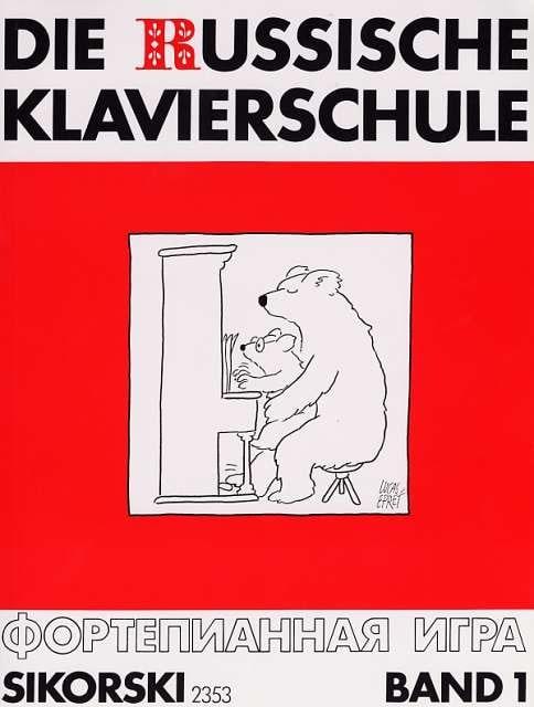 Die Russische Klavierschule Volume 1 - laflutedepan.com