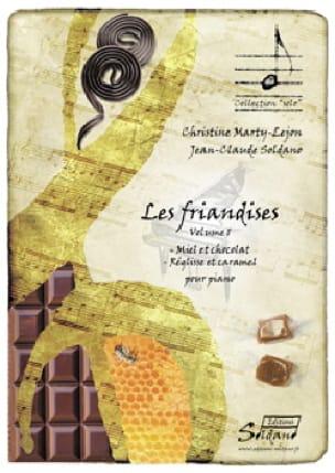 Les Friandises - Volume 1 - laflutedepan.com