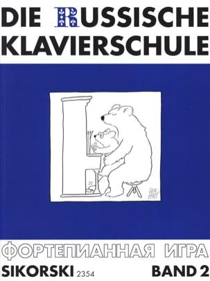 Die Russische Klavierschule Volume 2 Alexander Nikolaev laflutedepan