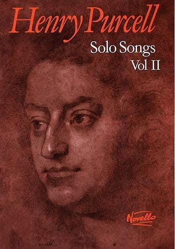 Solo Songs Volume 2 - PURCELL - Partition - laflutedepan.com