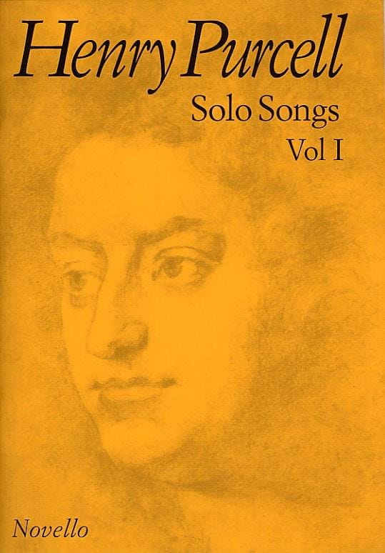 Solo Songs Volume 1 - PURCELL - Partition - laflutedepan.com