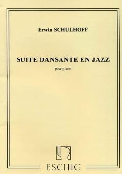 Suite Dansante En Jazz 1931 Erwin Schulhoff Partition laflutedepan