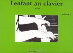 L' Enfant Au Clavier Volume 2 Lina Vinck Partition laflutedepan