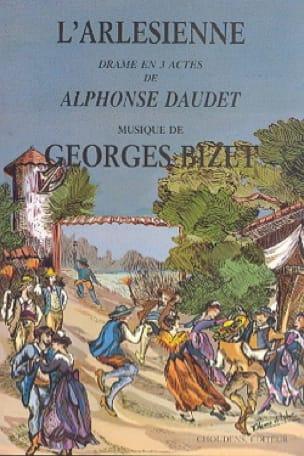 L'Arlésienne - BIZET - Partition - Opéras - laflutedepan.com