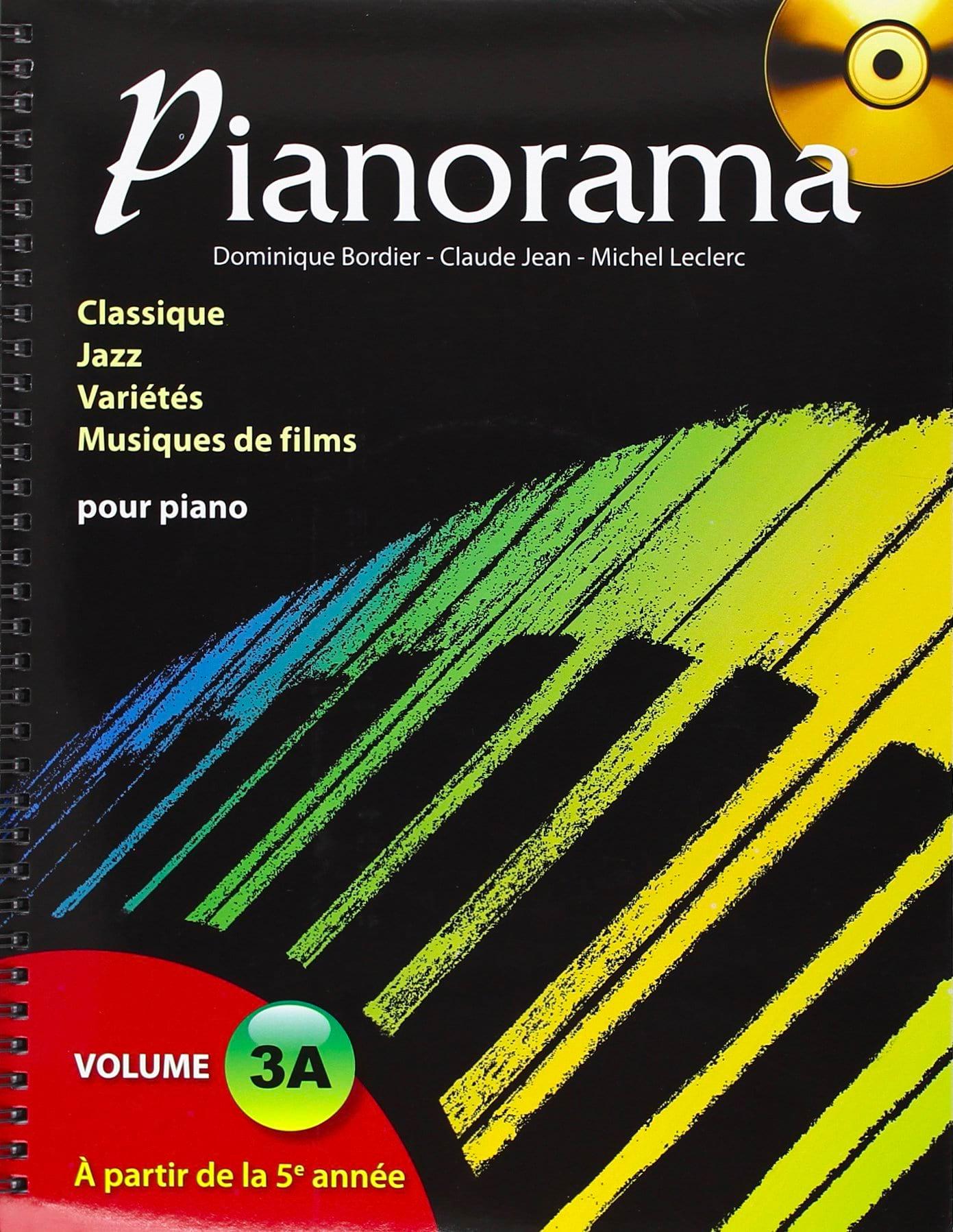 Pianorama 3A - Partition - Piano - laflutedepan.com