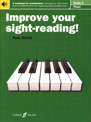 Improve Your Sight Reading Grade 2 Paul Harris Partition laflutedepan