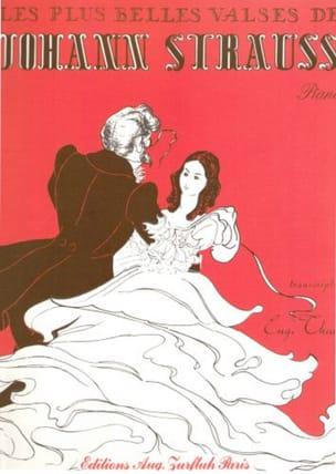 Les Plus Belles Valses De Strauss Johann fils Strauss laflutedepan