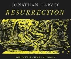 Resurrection Jonathan Harvey Partition Chœur - laflutedepan
