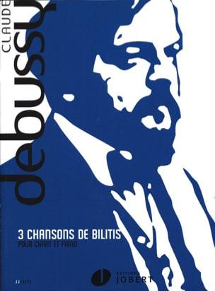 DEBUSSY - 3 canciones de Bilitis - Partition - di-arezzo.es