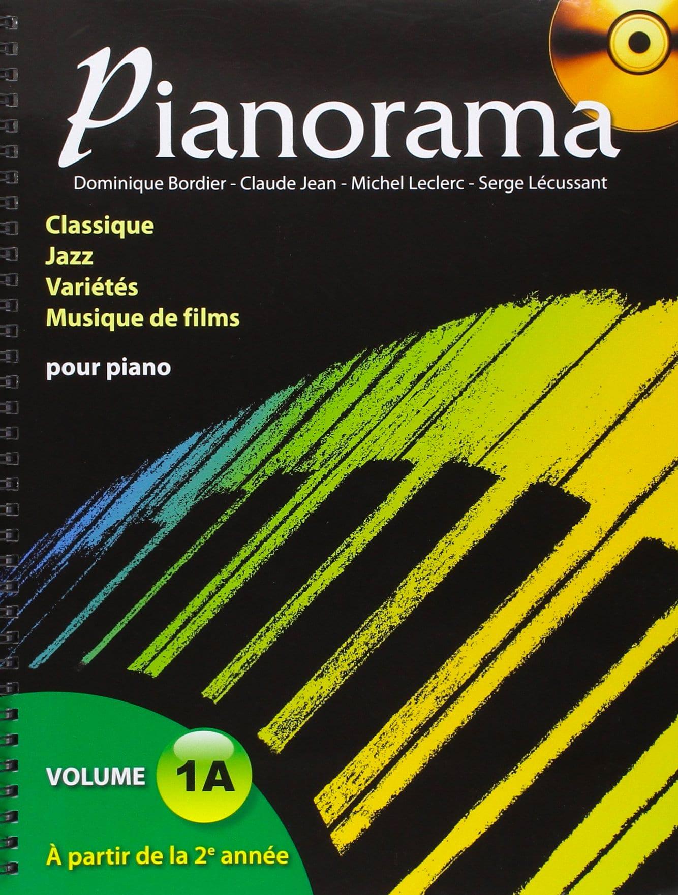Pianorama 1A - Partition - Piano - laflutedepan.com