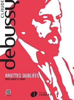 Ariettes oubliées DEBUSSY Partition Mélodies - laflutedepan