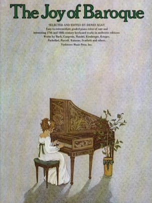 The Joy of Baroque Partition Piano - laflutedepan