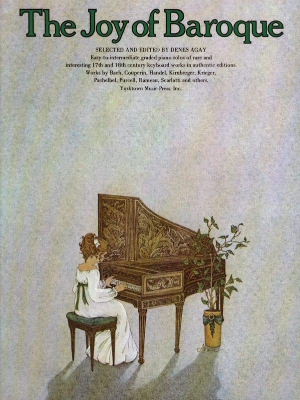 The Joy of Baroque - Partition - Piano - laflutedepan.com