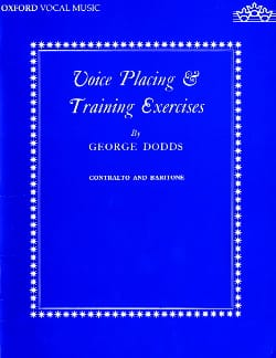 Voice Placing And Training Exercices. Voix Grave Dodds laflutedepan