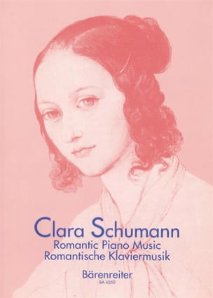 Romantische Klaviermusik. Band 1. Clara Schumann laflutedepan