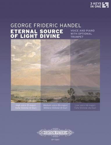 Eternal Source og Light divine - HAENDEL - laflutedepan.com