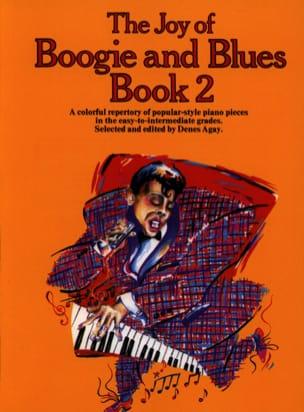 Joy Of Boogie & Blues - Volume 2 Partition Piano - laflutedepan
