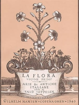 La Flora Volume 1. Partition Mélodies - laflutedepan