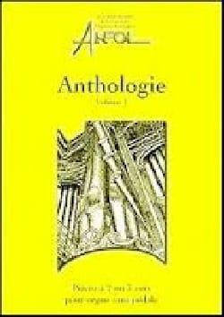 Anthologie 1 - Pièces D'orgue A 2 et 3 Voix Sans Pédale laflutedepan