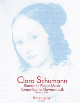 Romantische Klaviermusik. Band 2 Clara Schumann Partition laflutedepan
