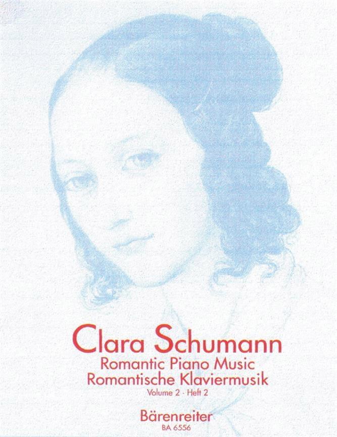 Romantische Klaviermusik. Band 2 - Clara Schumann - laflutedepan.com