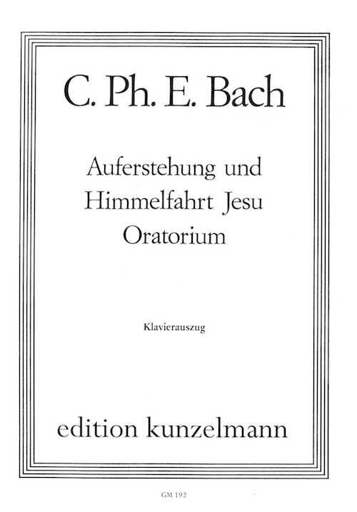 Auferstehung Und Himmelfaht Jesu Wtq 240 - laflutedepan.com