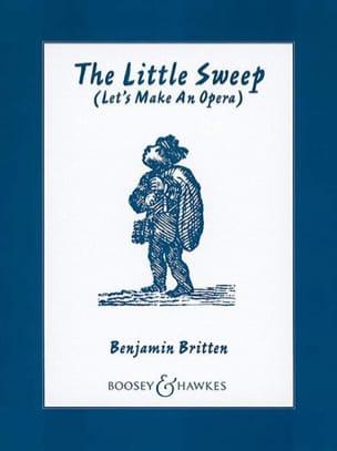 The Little Sweep Opus 45 BRITTEN Partition Opéras - laflutedepan