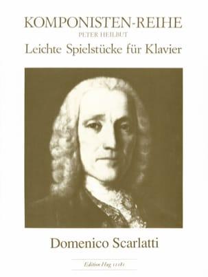Domenico Scarlatti - Leichte Spielstücke - Partition - di-arezzo.es