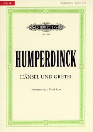 Hänsel Und Gretel Engelbert Humperdinck Partition laflutedepan