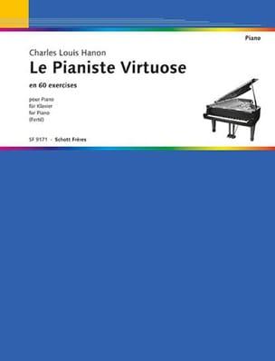 HANON - Le Pianiste Virtuose en 60 Exercices - Partition - di-arezzo.fr