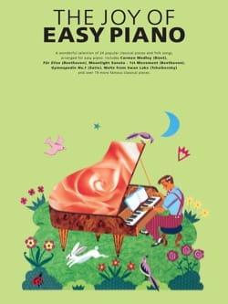 Joy Of Easy Piano Partition Piano - laflutedepan