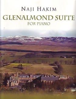 Glenalmond Suite Pour Piano Naji Hakim Partition Piano - laflutedepan