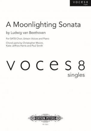 A Moonlighting Sonata - BEETHOVEN - Partition - laflutedepan.com