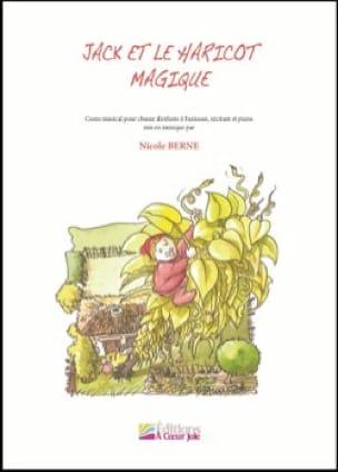 Jack et le Haricot Magique - Nicole Berne - laflutedepan.com