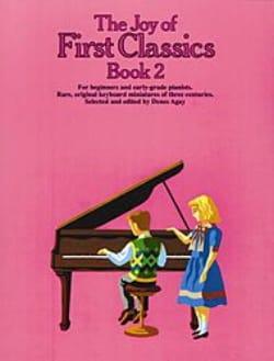 Joy Of First Classics Volume 2 Partition Piano - laflutedepan