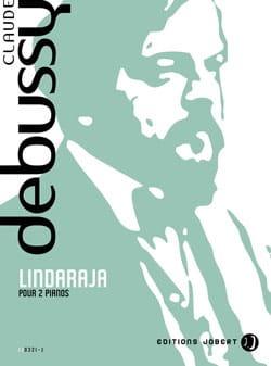 DEBUSSY - Lindaraja. 2 pianos - Partition - di-arezzo.es