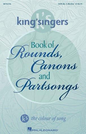 King's Singers English Renaissance Volume 1 Partition laflutedepan